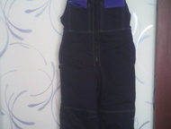 спецодежду продам продам спецодежду зимнюю куртка и комбинезон 52-56 торг надпись на куртке оренбург нефрегеофизика, Нижневартовск - Мужская одежда