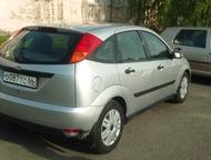 Нижний Тагил: продам авто Ford Focus в хорошем состоянии 170000 руб серебристый металлик 2000 г, пробег 240000 км двигатель 1400. abs, сигнализация с автозапуском,