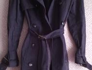 продажа современный плащик, из джинсового материала, на пояске раз 40-42, Нижний Тагил - Детская одежда