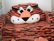 продажа детского дивана Диван детский Тигренок раскладкой, в хорошем состоянии, Ноябрьск - Мягкая мебель