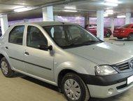 Renault Logan 2009 Продаю Renault Logan 2009. , комплектация Expression. Цвет серебристо-серый. Один хозяин. Двигатель 1. 4 . , 75л. с, МКПП 5, кондиц, Новокуйбышевск - Купить авто с пробегом