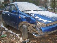 Продам авто Продаю Калина седан, после ДТП. Битая передняя правая сторона. пробег 83ооо км. цвет ярко-синий. крыло, капот, ланжерон, бампер. можно на , Новокуйбышевск - Битые авто