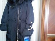 Продам пальто пуховое Продается новое пальто пуховое финское фирмы Joutsen размер 44 рост 164-170, Новый Уренгой - Женская одежда