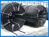 труба полиэтиленовая ПНД ПЭ100 Предлагаем трубы полиэтиленовые ПЭ100, ПНД для водоснабжения и газоснабжения в г. Пенза.   Различные диаметры. Большое , Пенза - Сантехника (оборудование)