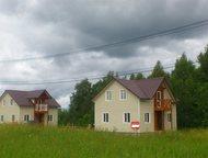 продам дом экологически чистом районе, Переславле-Залесском, Ярославской области, в селе Веськово продаётся новый дом 120 метров, 3 комнаты, кухня, са, Переславль-Залесский - Купить дом