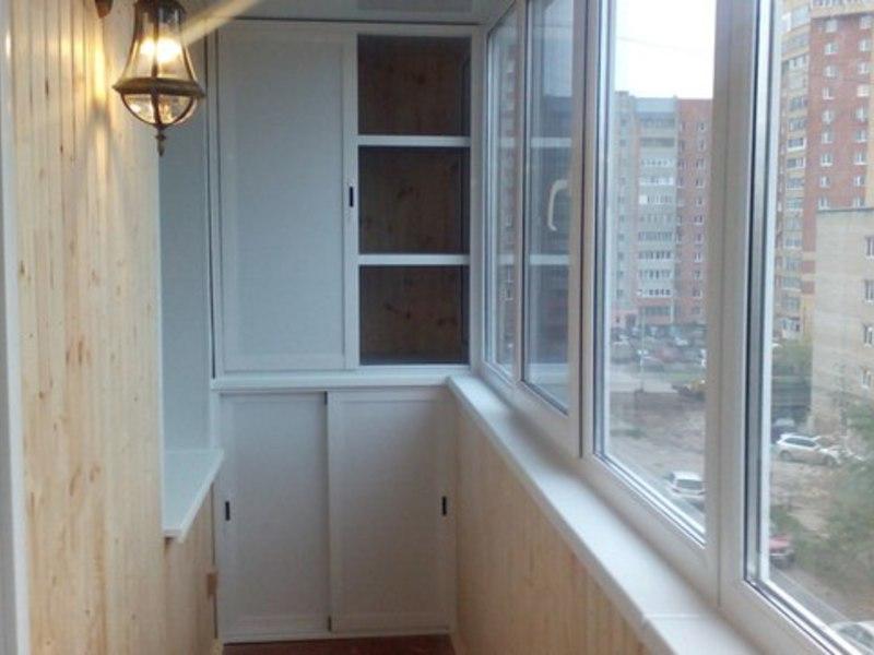 Пермь: дон балкон остекление отделка лоджий под ключ по низк.