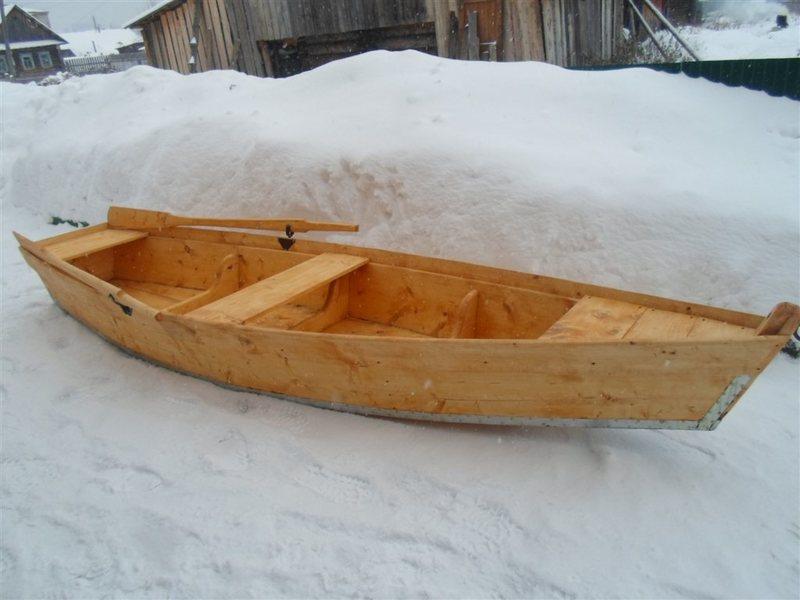 как самому сделать лодку из дюрали