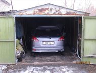 Бийск: Продам гараж Продам металлический разборный гараж. Гараж легко перевезти в разборном состоянии. Легко Собрать.