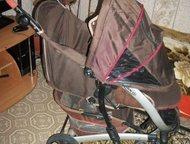 Коляска Graco Quattro 2в1 Коляска Graco Quattro - это, ничто иное, как практичная система для путешествий состоящая из прогулочной коляски и переноски, Ростов-На-Дону - Детские коляски