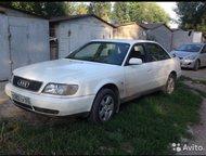 Продам Audi A6 б/у Audi A6 седан 5 дверей, 1996 г. , пробег 180 000 - 189 999 км.   1. 8 MT (125 л. с. ), бензин, передний привод, левый руль, не биты, Самара - Купить авто с пробегом