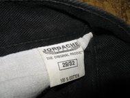 Санкт-Петербург: Джинсы Новые Jordache the original Новые чёрные бредовые джинсы джордаш размер 29/32 Рост на 175 см.   возможен торг
