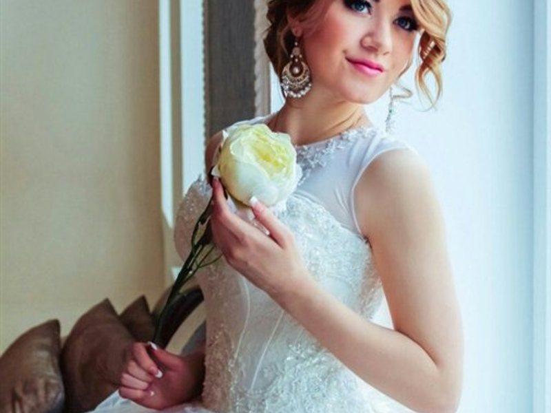 свадебные прически новый уренгой