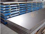 Нержавеющий лист - Импортный и отечественный, Нержавеющая сталь от Российской Торговой Группы – это максимальный выбор товаров высокого качества. В на, Ангарск - Лист нержавеющий