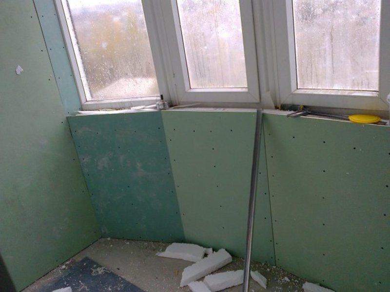 Современная отделка лоджий или балконов любой в саратове.