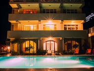 Гостиница в Адлере 22 номера, 4 этажа, 12 соток земли ИЖС, шикарный сертифицированный действующий отель с бассейном , зимним садом и гостевым домом. д, Сочи - Гостиницы