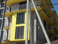 Квартира в Олимпийском парке, Дом сдан Дом расположен в центре Олимпийского парка, рядом магазины, аптека, кафе, отличный вид из окон, чистый подъезд,, Сочи - Продажа квартир