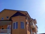 Гостиница в Олимпийском Парке Продаётся гостиница на 6 сотках, двор, парковка, 500 кв. м. , 3 этажа.   1-ый эт. - хозяйский с отдельным входом и двори, Сочи - Гостиницы