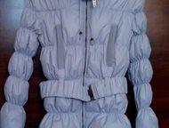 Продам куртку Продается куртка серая размер 44-46-б/у в хорошем состоянии, Сызрань - Женская одежда