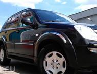 Тобольск: Продам SsangYong Rexton Продам SsangYong Rexton 2006 г. в. , внедорожник, дизель, 165л. с. V-2, 7л. пробег 207000км. (родной), КПП-автомат, полный при