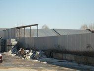 Тольятти: Земли промышленного назначения Земельный участок неправильной формы 2400 м/кв на территории промышленной базы. Подъездные пути заасфальтированы, участ