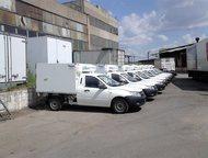 ВИС 2349 Пикап ВИС универсальный фургон толщина стенки 30 мм., Тольятти - Купить новый авто