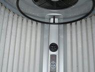 вертикальный солярий Luxura V5 Вертикальный солярий Luxura V5 42 XL Intensive (синий). В отличном состоянии, на гарантийном обслуживании. Luxura V5 до, Тольятти - Товары для здоровья