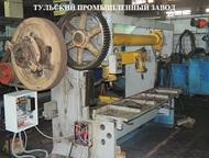 Капитальный ремонт ножниц гильотинных Н3121 Тульский Промышленный Завод  Капитальный ремонт ножниц гильотинных Н3121. Продаём ножницы гильотинные Н312, Тула - Разное