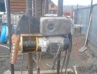 Уфа: малогабаритная буровая установка продаётся МБУ-Инсайдер. Б/у 2 сезона, В комплект входит  -Электростанция  - - щиток с пакетниками  -станина верхняя и