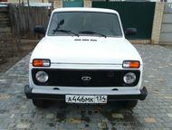 Продам Lada 4*4 (нива) В хорошем состоянии, имеется трещина на лобовом стекле, но есть стекло на замену.   Не битая, салон ткань., Волгоград - Купить авто с пробегом
