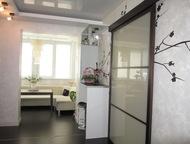 Волгоград: Стильная, современная трехкомнатная квартира с видом на Волгу в Центральном районе города Волгограда Стильная, современная трехкомнатная квартира с ви