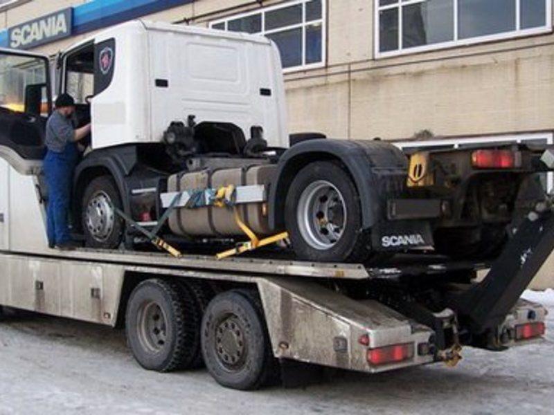 Следующим этапом запланирован выход на российский рынок эвакуаторов с частичной погрузкой jerr dan